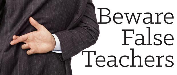 Lažni učitelji