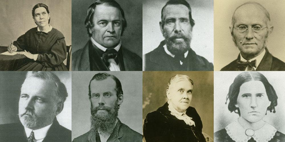 Neki istaknuti pioniri Adventnog pokreta