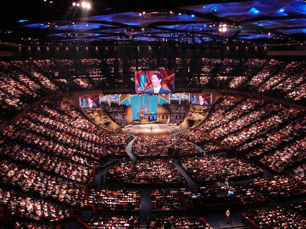 Ateistička mega crkva