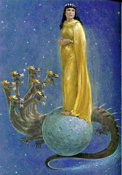 Žena iz Otkrivenja 12 glava