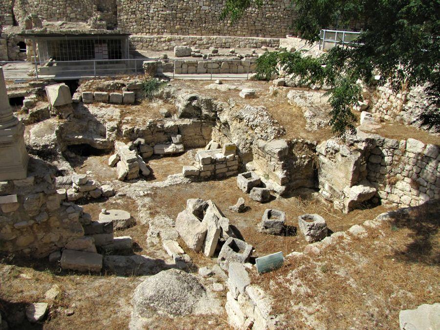 Jerusalim, Betezda danas