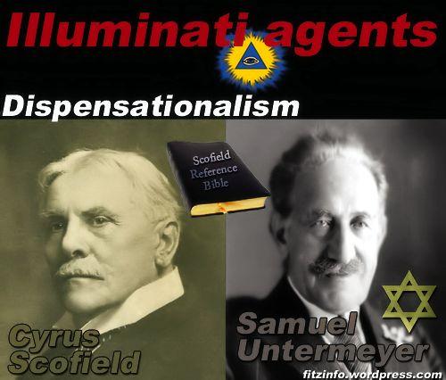 Dispenzacionalisti - agenti iluminata
