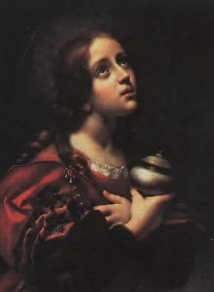 Dolci: Mary Magdalene