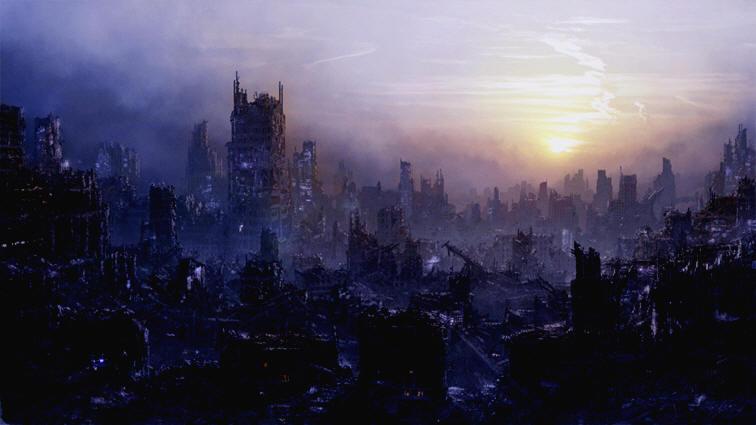 Ilustracija kataklizme
