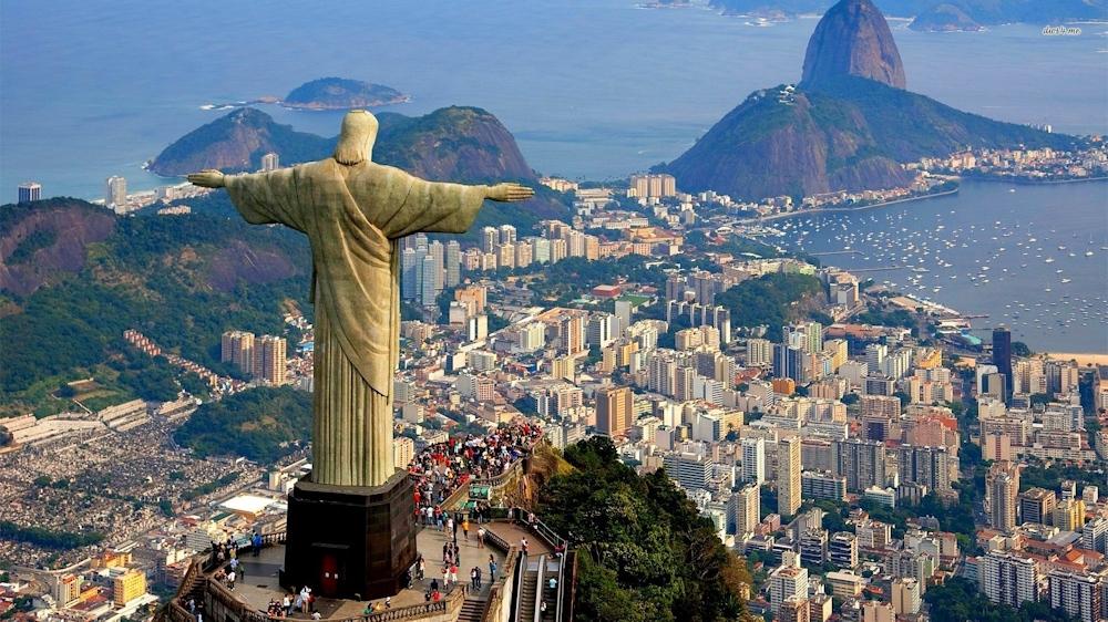 Kip Isusa u Riju, glavnom gradu Brazila