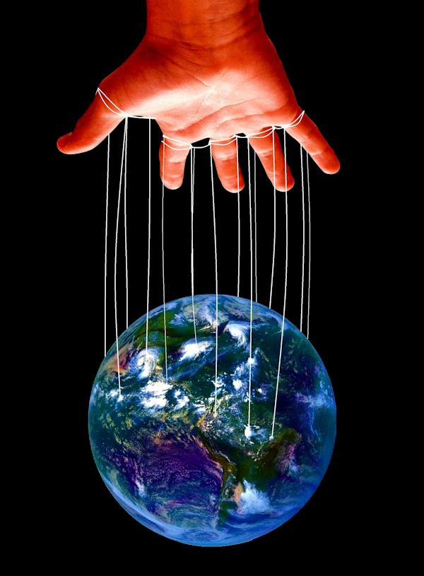 Svijet kao poligon za manipulaciju upravitelja tame