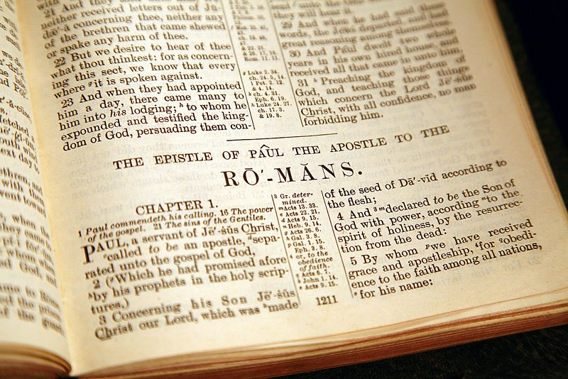 Bible - The Epistle to the Romans